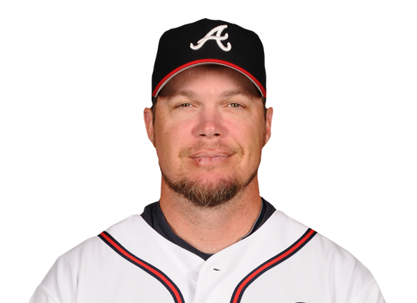 #10 Chipper Jones