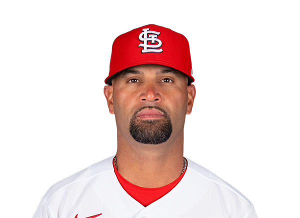 #5 Albert Pujols
