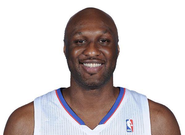 #7 Lamar Odom
