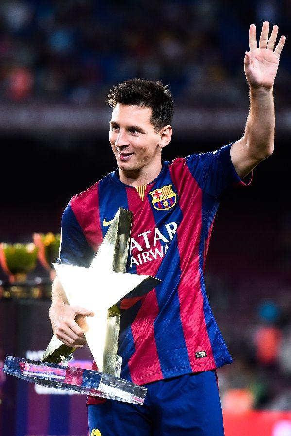 FC+Barcelona+v+Club+Leon+-+Joan+Gamper+Trophy :::  ::: Aug 18, 2014 ::: 599 ::: 899