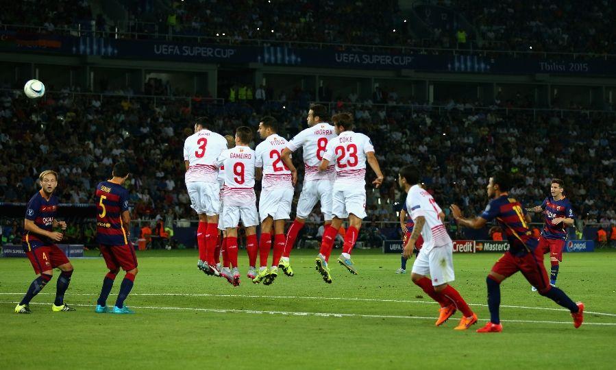 ***BESTPIX***+Barcelona+v+Sevilla+FC+-+UEFA+Super+Cup :::  ::: Aug 11, 2015 ::: 899 ::: 540
