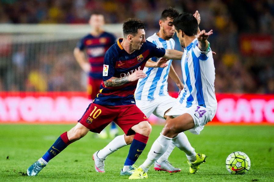 FC+Barcelona+v+Malaga+CF+-+La+Liga :::  ::: Aug 29, 2015 ::: 898 ::: 598
