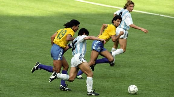 Resultado de imagen para gol caniggia a brasil