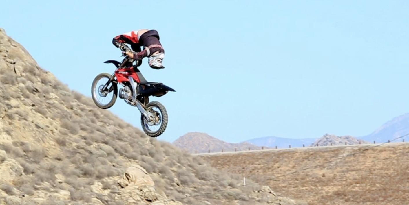 Video Highlights From The Dirt Bike Kidz Amateur Fmx Contest