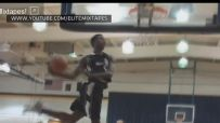 High School Dunkers Sick Windmill Off Alley-Oop