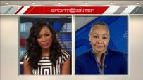Lisa Borders: 'Delighted to have the opportunity'