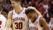 Indiana surges late to top No. 4 Iowa