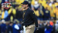 Records: Harbaugh spent $136K in 2015 recruiting
