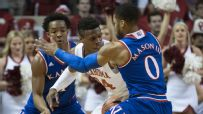 Kansas beats Oklahoma on the road