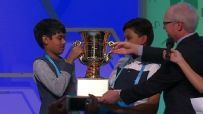 A rivalry emerges at the Spelling Bee