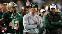 How does Baylor football proceed after Briles?