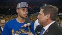 Curry: We've got four more wins to get