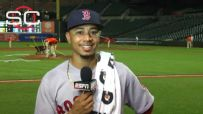 Betts: Never in my life have I had three homers