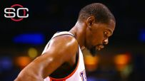 Emotions rampant as Durant's free agency nears