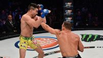 Michael Chandler claims title with one-punch KO