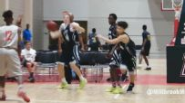 Full court shot will make you miss basketball season