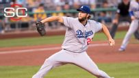 Will Dodgers look to minors with Kershaw on DL?