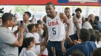 Durant looking forward to leading U.S. Olympic basketball  team in Rio