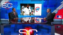 How does Chapman help the Cubs?