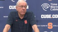 Boeheim on Carmelo: 'He's unlikely to win an NBA title'