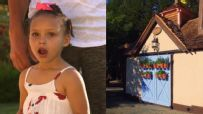 Riley Curry has the best playhouse in the land