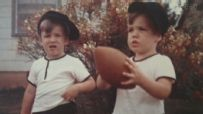 How the Ryan brothers fell in love with football