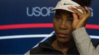 Serena first felt shoulder pain after Wimbledon title