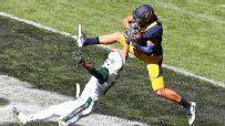 Golden Bears leap for TD
