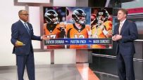 Waddle expects Siemian to start, Sanchez cut