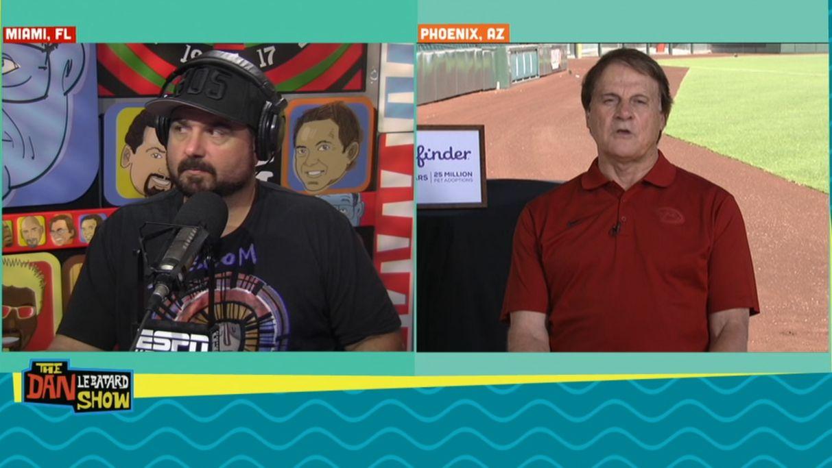 MLB HOFer Tony La Russa questions Adam Jones comment, Colin Kaepernick's sincerity