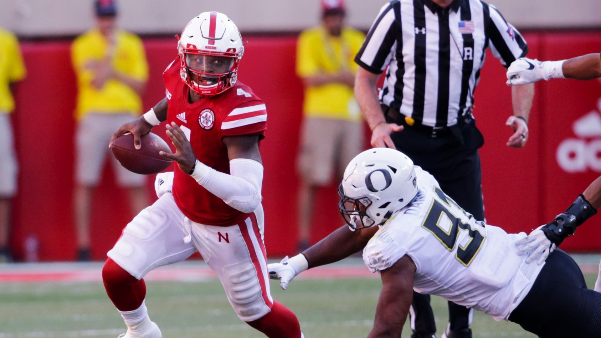 Image result for Nebraska beats oregon