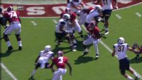 Harris leaves early in Alabama's rout of Kent State
