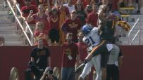 Call reversal gives Iowa State TD on beautiful catch