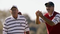 Rocco Mediate one of many influenced by Arnold Palmer