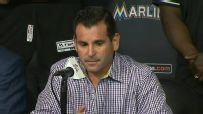 Marlins president Samson: Fernandez a team member for 'all time'
