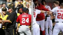 The Nationals are no strangers to brawls