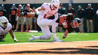 Oklahoma State upsets No. 22 Texas