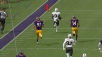 UCF's Killins returns kick 100 yards to the house