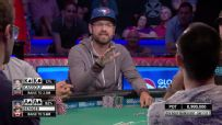 Tempers flare during wild hand at World Series of Poker