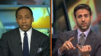 Stephen A. and Max disagree on Dez not lasting in Dallas