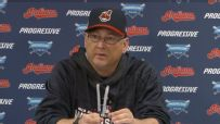 Indians' World Series rotation up in air after Game 1