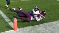 Ford's juggling catch is a record breaker for Virginia Tech, increases the lead
