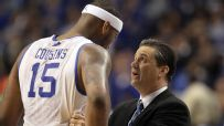 Calipari certain both Cousins and Davis want to win