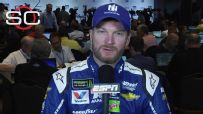 Dale Jr. would consider retiring if he wins title