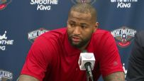 Cousins describes 'emotional roller coaster'