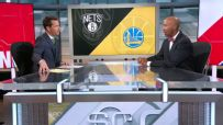 Warriors can't take foot off gas pedal against Nets