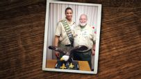 Hart's Eagle Scout honor fulfilled a promise to his father