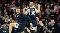BYU spoils Gonzaga's shot at perfect season