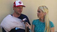 Scherzer: 'I'm through this injury'