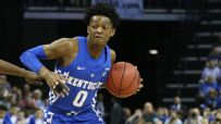 Dickie V sees great NBA potential in De'Aaron Fox